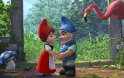 Кадр из фильма «Гномео и Джульетта»