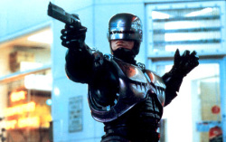 Кадр из фильма «Робокоп»
