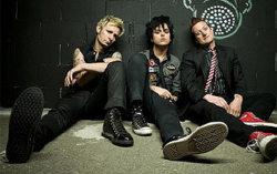Green Day. Фото с сайта lenta.ru