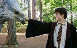 Кадр из фильма «Гарри Поттер и узник Азкабана»