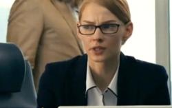 Кадр из фильма «Служебный роман. Наше время»