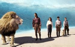Кадр из фильма «Хроники Нарнии: Покоритель Зари»