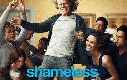 Фрагмент постера сериала «Бесстыдники»