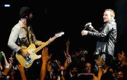 U2. Фото с сайта telegraph.co.uk
