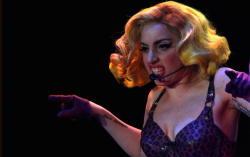 Lady Gaga. Фото с сайта celebitchy.com