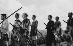 Кадр из фильма «Семь самураев»