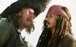 Кадр из фильма «Пираты Карибского моря»