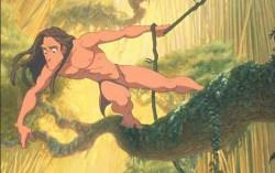 Кадр из фильма «Тарзан»