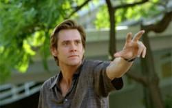 Кадр из фильма «Брюс Всемогущий»