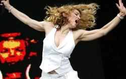 Мадонна. Фото с сайта musica.it.msn.com