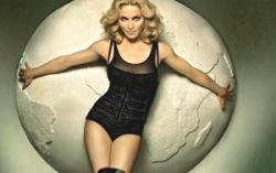Мадонна . Фото с сайта trud.ru