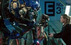 Кадр из фильма «Трансформеры 3»