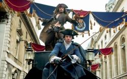 Кадр из фильма «Пираты Карибского моря 4»