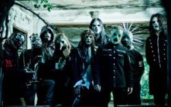 Slipknot. Фото с сайта privet.ru