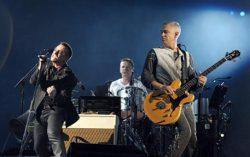 U2. Фото с сайта vesti.kz