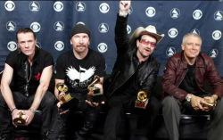 U2. Фото с сайта thesun.co.uk