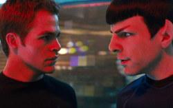 Кадр из фильма «Звездный путь», 2009 г.