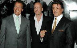 Шварценеггер, Уиллис и Сталлоне. Фото с сайта blik.ua