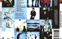 Обложка альбома «Achtung Baby». Изображение с сайта nnm.ru