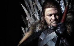 Фрагмент постера сериала «Игра престолов»