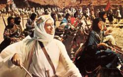 Кадр из фильма «Лоуренс Аравийский»