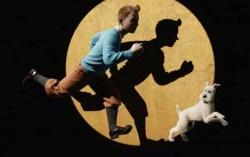 Кадр из фильма «Приключения Тинтина»