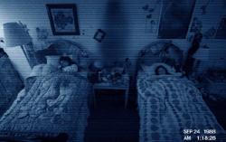 Кадр из фильма «Паранормальное явление 3»