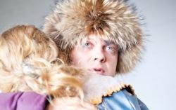 Сергей Светлаков на съемках фильма «Елки-2». Фото с официального сайта актера