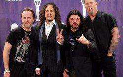 Metallica. Фото с сайта guns-roses.ws