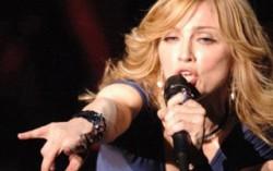 Мадонна. Фото с сайта glamurchik.tochka.net