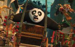 Кадр из фильма «Кунг-фу Панда»