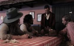Кадр из клипа The Killers