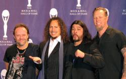 Metallica. Фото с сайта yenibursa.com