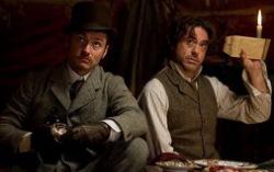 Кадр из фильма «Шерлок Холмс: Игра теней». Постер с сайта kino.vesti.ru
