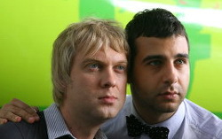 Сергей Светлаков и Иван Ургант. Фото с сайта news.mail.ru
