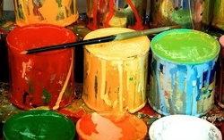 Краски. Фото с сайта telegraf.by