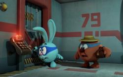 Кадр из фильма «Смешарики. Начало»
