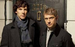 «Шерлок». Фото с сайта diary.ru