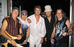 Deep Purple. Фото с сайта target.waw.pl