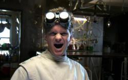 Кадр из сериала «Музыкальный блог Доктора Ужасного»