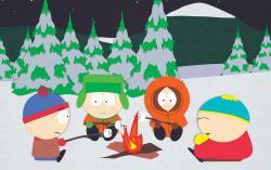 Кадр из мультфильма «Южный парк»