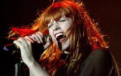 Florence AndThe Machine. Фото с сайта stuff.co.nz