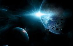 Космос. Изображение с сайта netbilgini.com