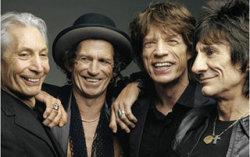The Rolling Stones. Фото с сайта soul-hudson.livejournal.com