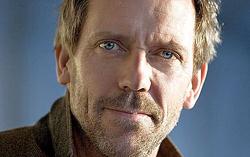 Хью Лори. Фото с сайта house-md.tv