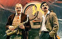 Кадр из фильма «Мы из джаза». Изображение с сайта kinopoisk.ru