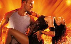 Фрагмент постера фильма «Уличные танцы 2»