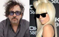 Бертон и Гага. Фото с сайта openspace.ru