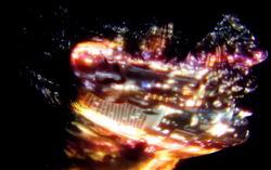 Кадр из клипа «Сансара» — «Токио»