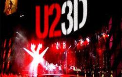 «U2 в 3D». Кадр из музыкального фильма